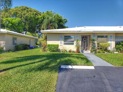 Boca Raton Single Family Home For Sale: 20914 Sedgewick Drive