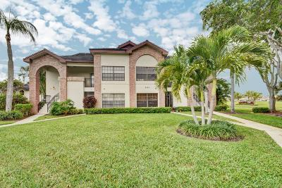 Boynton Beach Condo For Sale: 8049 Aberdeen Drive #101