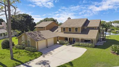 Jupiter Single Family Home For Sale: 19503 Trails End Terrace