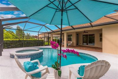 Jensen Beach Single Family Home For Sale: 531 NW Windflower Terrace