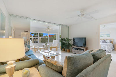 Delray Beach Condo For Sale: 8 Willowbrook Lane #204
