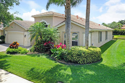 Delray Beach Single Family Home For Sale: 13243 Vedra Lake Circle