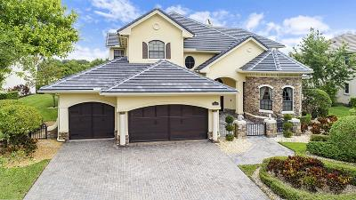 Boynton Beach Single Family Home For Sale: 9992 Equus Circle