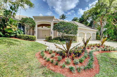 Boca Raton Single Family Home For Sale: 2518 NW 64th Boulevard