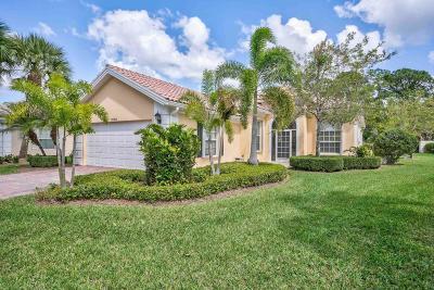 Palm Beach Gardens Single Family Home For Sale: 10783 Wharton Way
