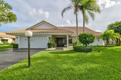 Delray Beach Single Family Home For Sale: 4526 White Cedar Lane