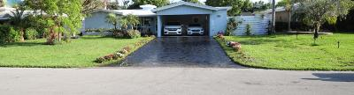 Fort Lauderdale Single Family Home For Sale: 2150 NE 52 Street NE