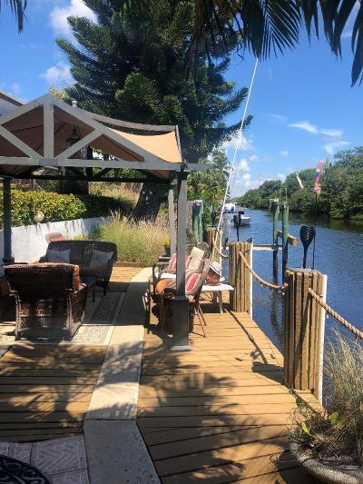 Boca Raton Single Family Home For Sale: 598 SW 6th Avenue