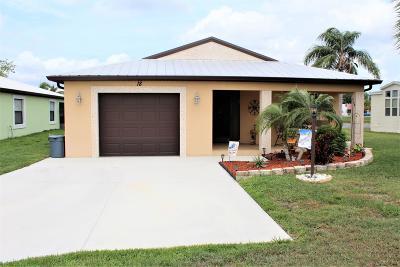 Single Family Home For Sale: 18 Vera Cruz