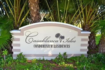 Boynton Beach Rental For Rent: 815 W Boynton Beach 14 Boulevard #103