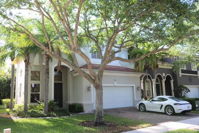 Boynton Beach Single Family Home For Sale: 7223 Ivy Crossing Lane