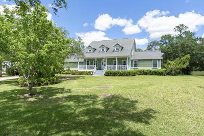 Fort Pierce Single Family Home For Sale: 10612 Pine Cone Lane