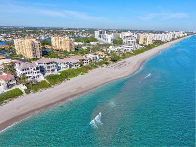 Highland Beach Condo For Sale: 3606 S Ocean Boulevard #704