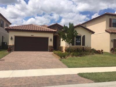Greenacres Single Family Home For Sale: 6010 Sandhill Crane Drive