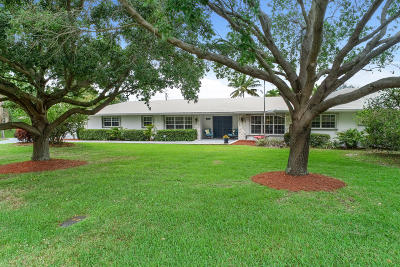 Coconut Creek Single Family Home For Sale: 4575 Glenwood Drive