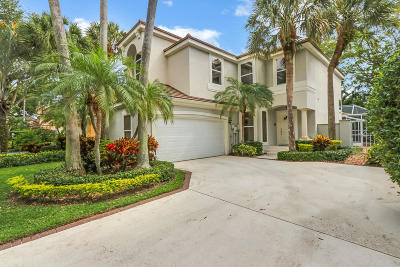 Juno Beach Single Family Home For Sale: 8 Grand Bay Circle