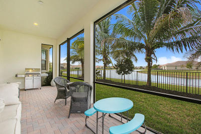 Royal Palm Beach Single Family Home Contingent: 2894 Bellarosa Circle