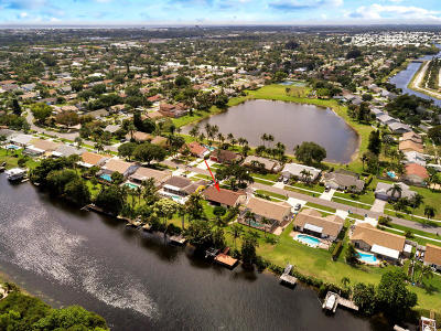 Boynton Beach Single Family Home For Sale: 1259 NW 13th Avenue