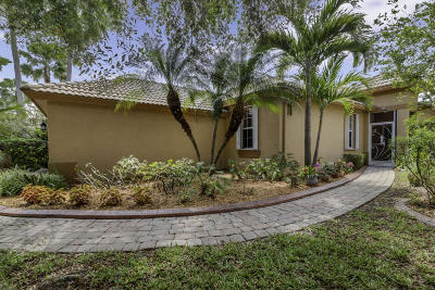 Jensen Beach Single Family Home For Sale: 3794 NW Pin Oak Drive
