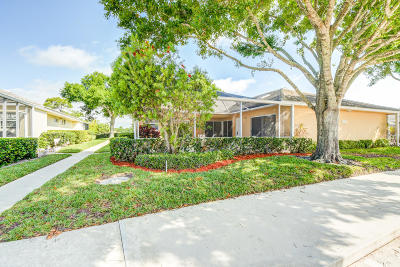 Port Saint Lucie Single Family Home For Sale: 1230 NW Sun Terrace Circle #D