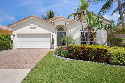 Boca Raton Single Family Home For Sale: 7130 NW Turtle Walk