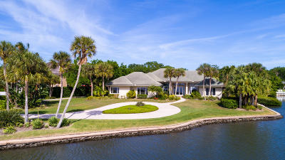 Vero Beach Single Family Home For Sale: 1411 E Camino Del Rio