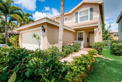 Greenacres Single Family Home For Sale: 5417 Sunseeker Boulevard