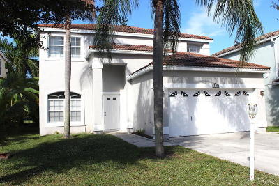 Greenacres Single Family Home For Sale: 239 Wedgewood Circle