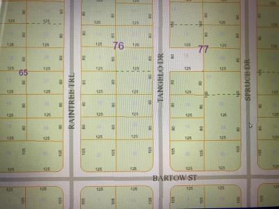 Residential Lots & Land For Sale: Tangelo Drive
