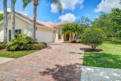 Hobe Sound Single Family Home For Sale: 9003 SE Hawks Nest Court