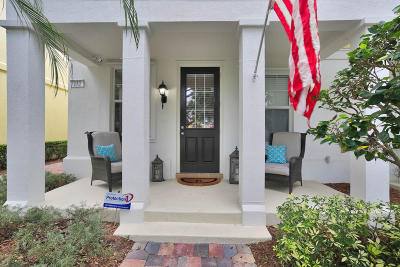 Jupiter Townhouse Contingent: 132 Caravelle Drive