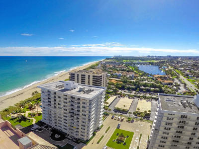 Juno Beach Condo For Sale: 500 Ocean Drive #E-8a