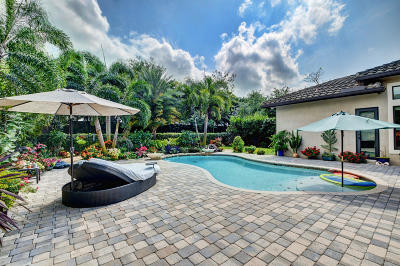 Delray Beach Single Family Home For Sale: 8897 Sydney Harbor Circle