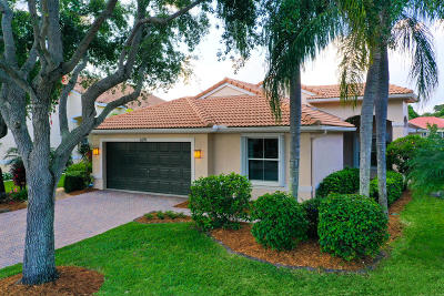 Lake Worth, Lakeworth Single Family Home Contingent: 6291 Grand Cypress Circle