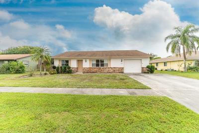Royal Palm Beach Single Family Home For Sale: 118 Gibraltar Street