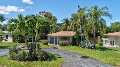 Delray Beach Multi Family Home For Sale: 615 Allen Avenue