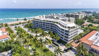 Palm Beach Condo For Sale: 100 Royal Palm Way #C-1 & C-