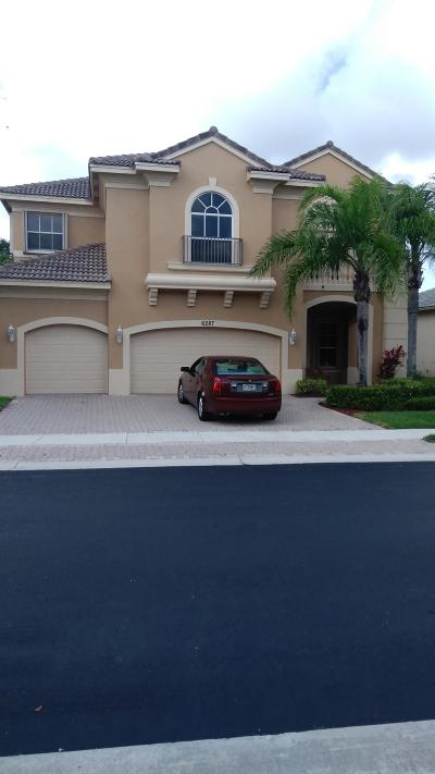 West Palm Beach Single Family Home For Sale: 6287 Hammock Park Road Road