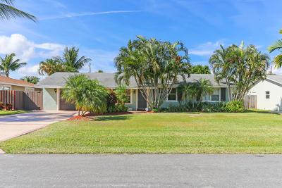 Boynton Beach Rental For Rent: 123 SE 25th Avenue