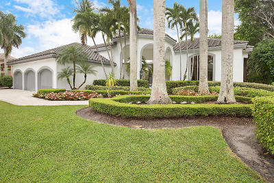 Boca Raton Single Family Home For Sale: 2693 NW 64th Boulevard