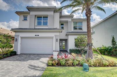Delray Beach Single Family Home For Sale: 15379 Seaglass Terrace Lane