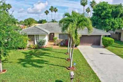 Coral Springs Single Family Home For Sale: 8877 NW 1st Street