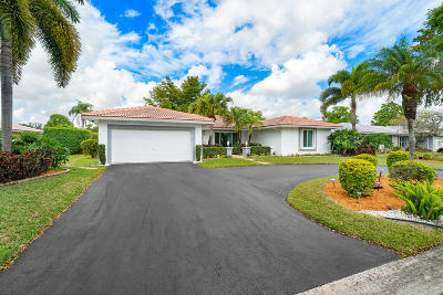 Coral Springs Single Family Home For Sale: 2124 NW 102nd Terrace