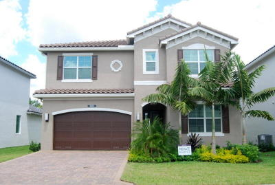 Delray Beach Single Family Home For Sale: 9691 Salty Bay Drive