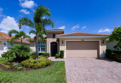 Single Family Home For Sale: 9608 SW Royal Poinciana Drive