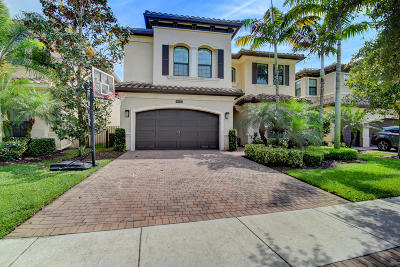 Delray Beach Single Family Home For Sale: 16515 Gateway Bridge Drive