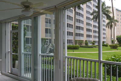 Seagate Of Highland Condo, Seagate, Seagate Of Highland Beach Rental For Rent: 3224 S Ocean Boulevard #115-B
