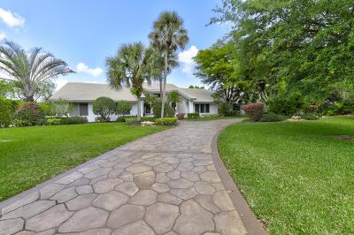 Parkland Single Family Home For Sale: 7301 E Cypresshead Drive