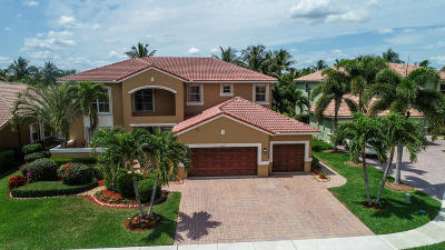 Lake Worth Single Family Home For Sale: 6479 Nikki Way