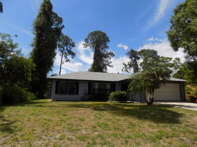 Single Family Home For Sale: 7305 Pacific Avenue